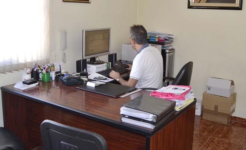 Oficinas de serigrafia en Valencia de Newgrafp, ubicadas en la poblacion de Alaquas
