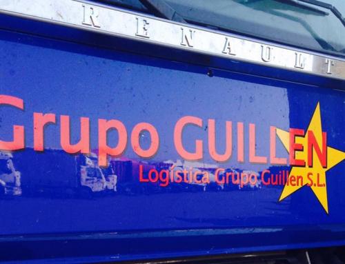 Rotulación de vehiculos industriales y comerciales